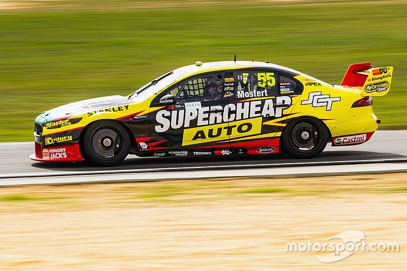 Winton V8s: Owen and Le Brocq top co-driver session