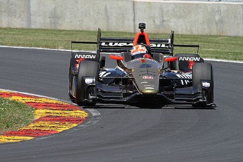 Harvey and Claman De Melo to test for SPM at Mid-Ohio