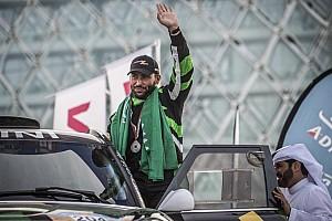 38 سيارة مُشاركة في رالي جدة هذا الأسبوع