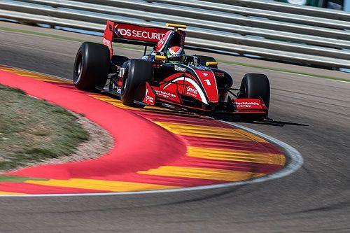 Делетраз остался лидером по итогам первого дня в Арагоне