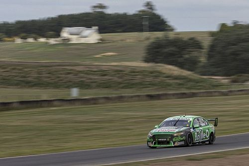 Tasmania V8s: Winterbottom on top in final practice