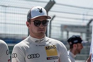 Audi's Muller joins FIA GT World Cup line-up