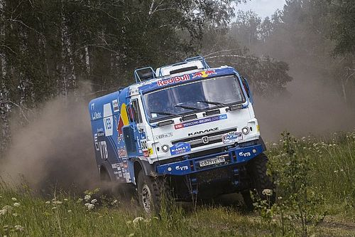 Silk Way Rally – US Russian dominance on Stage 6