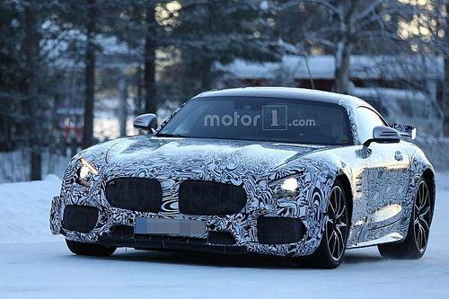 Mercedes-AMG s'apprête à dévoiler la GTR et prépare une Black Series
