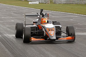 BF3 Race report Brands Hatch BF3: Leist secures Race 1 win amid last-lap drama