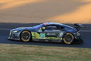Young Driver AMR score big points at 24 hours of Le Mans