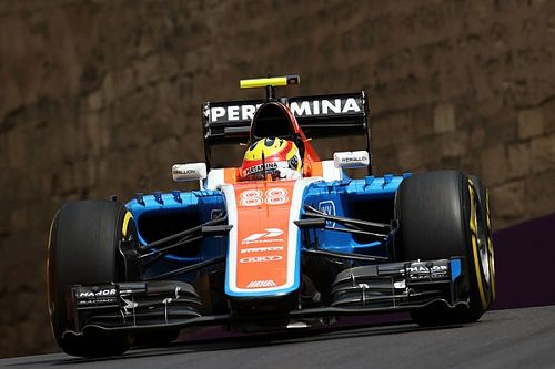 """Baku points """"possible"""" for Manor in a crash-heavy race"""