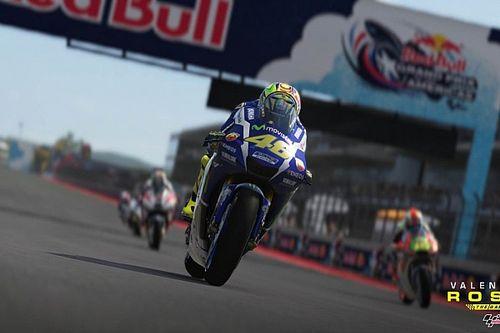 Valentino Rossi The Game 16 Haziran'da piyasada