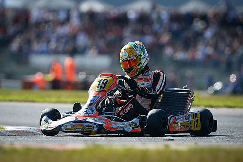 De Conto claims dominant maiden KZ world title