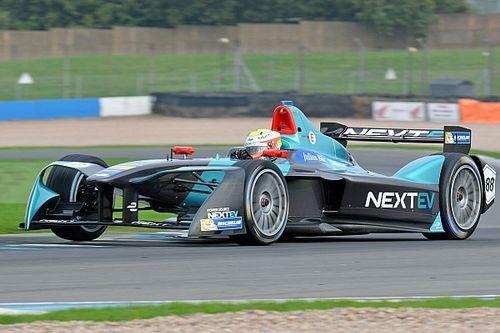 NextEV Formula E Team ahead of Hong Kong