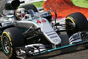 F1イタリアGP FP3:ハミルトンが圧巻のトップタイム!