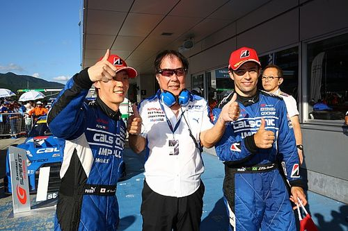 スーパーGT第5戦富士決勝:不運を払拭。12号車インパルが今季初優勝