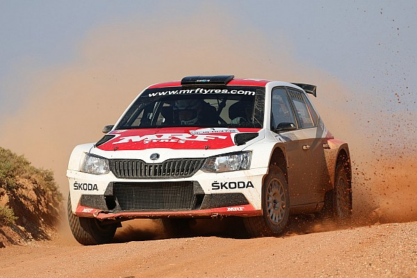 Other rally China APRC: Gill extends points lead, Stohl takes overall win