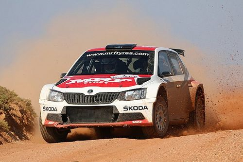 China APRC: Gill extends points lead, Stohl takes overall win