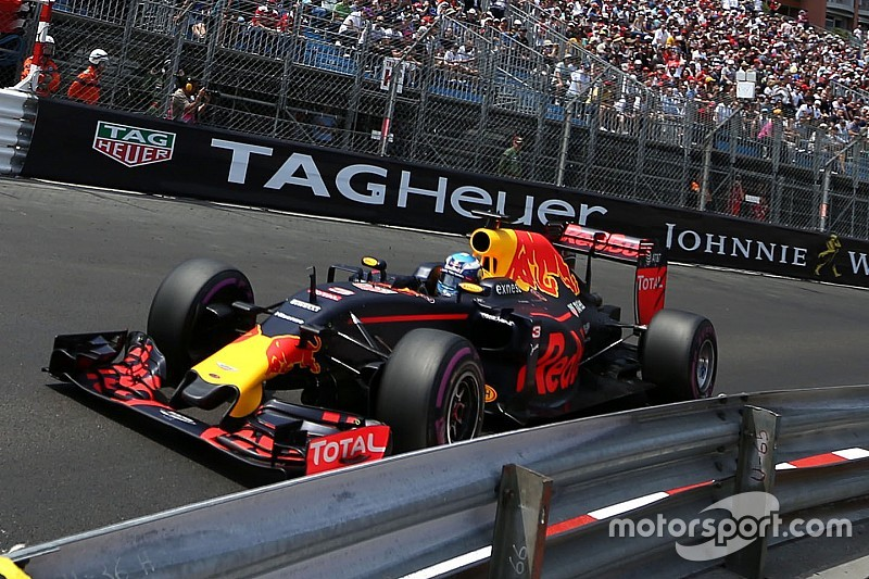 Monaco GP: Red Bull score its first pole position since 2013
