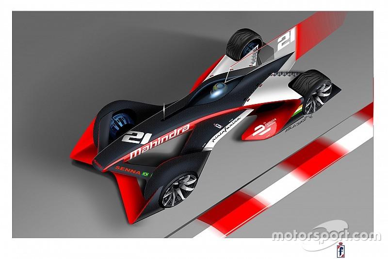 Mahindra Racing e Pininfarina elaborano così la F.E di domani!