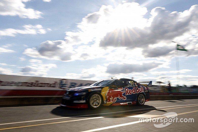 Van Gisbergen takes the blame for dud pit call