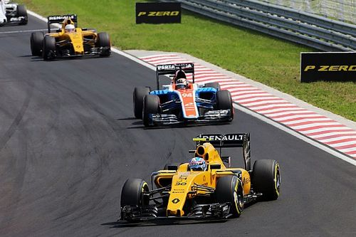 """Renault aims to go on """"attack"""" after Hungary showing"""