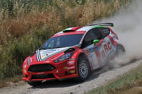 Strepitosa doppietta BRC al Rally San Marino con Basso e Campedelli