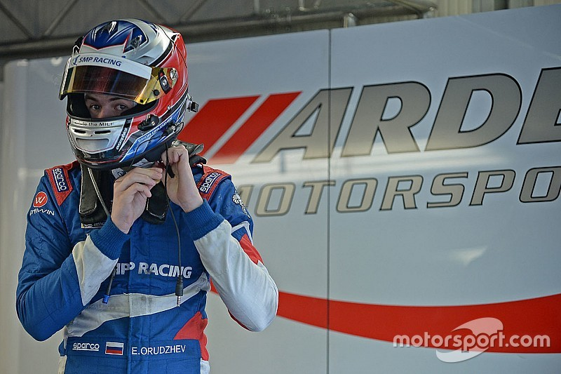 Jerez F3.5: Orudzhev wins, Deletraz grabs points lead