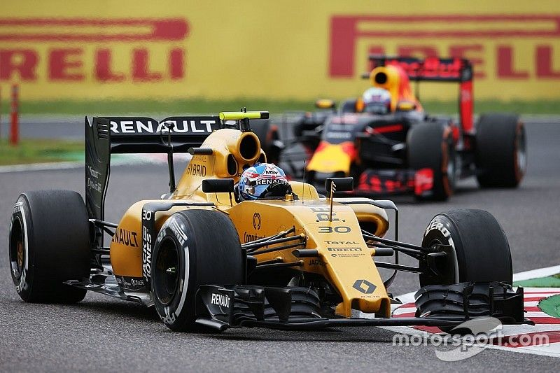 """Palmer: Renault """"lifted"""" by recent success"""