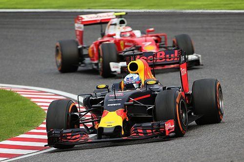 Red Bull explains Ricciardo's pace deficit at Suzuka