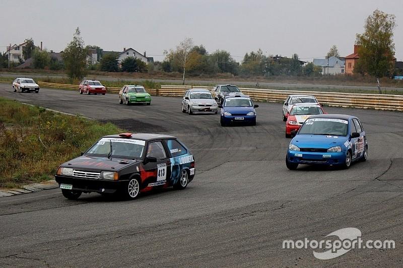 Чемпіонат України з кільцевих гонок: до 20 машин на старті!