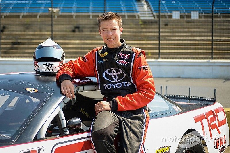 A full schedule plus 3 ARCA races for Raphaël Lessard in 2017