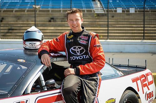 Lessard ready to continue his stock car career