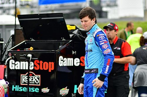 Top Chase seed Erik Jones in danger of elimination after Dover