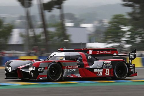 "Test Day pacesetter di Grassi says Le Mans ""chooses you"" to win"