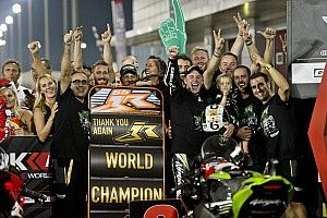 "Rea: 2016 title sweeter after ""almost easy"" 2015 crown"