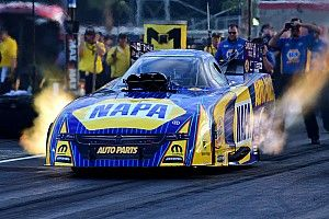Can Capps end his 19-year wait for a Funny Car title?