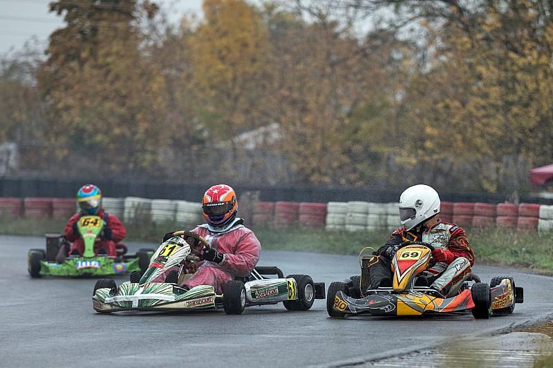 Kartingde şampiyonlar belli oldu