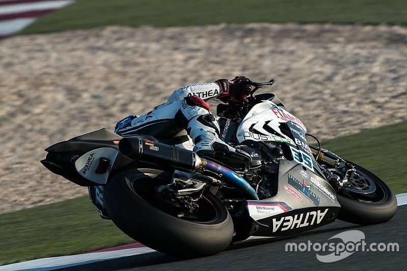 Althea names Reiterberger's World Superbike replacement