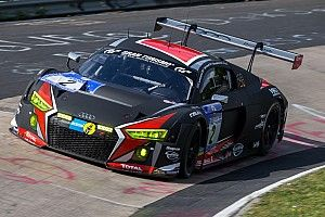 Audi experiences disappointment in the Eifel