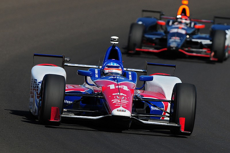 """Sato leads Foyt trio, but admits """"we still need to work on it"""""""