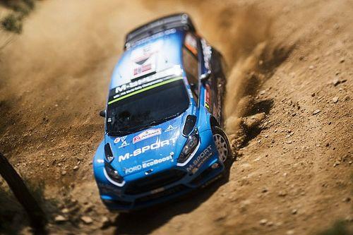 Sun, sand and speed, M-Sport seek success in Sardinia