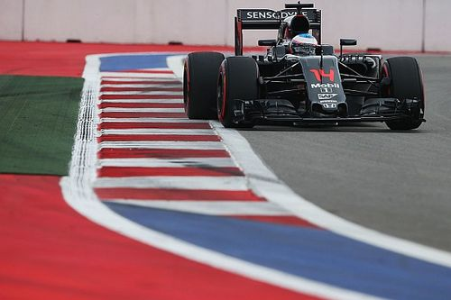 Alonso says McLaren must now target points in all races