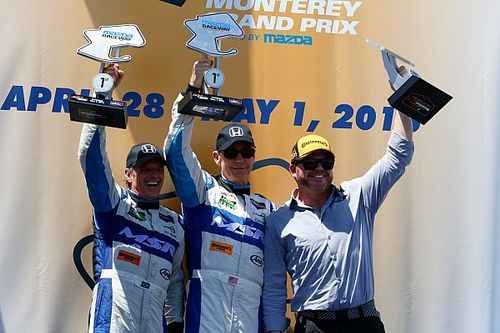 """A curse has been lifted"" for Michael Shank Racing"