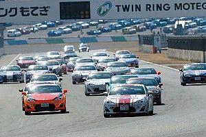 Dua pembalap TTI akan tampil di Toyota Gazoo Racing Festival