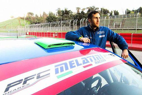 Nicholas Comito Viola sulla quarta vettura della Melatini Racing