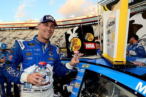 Harvick's return to Victory Lane a sign of things to come?