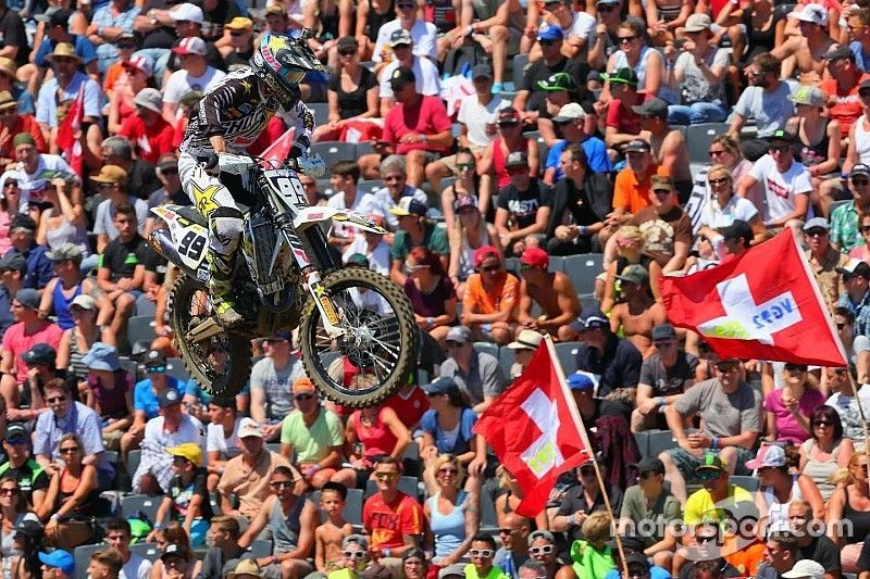 Max Anstie concede il bis in Svizzera, Bernardini sfiora il podio