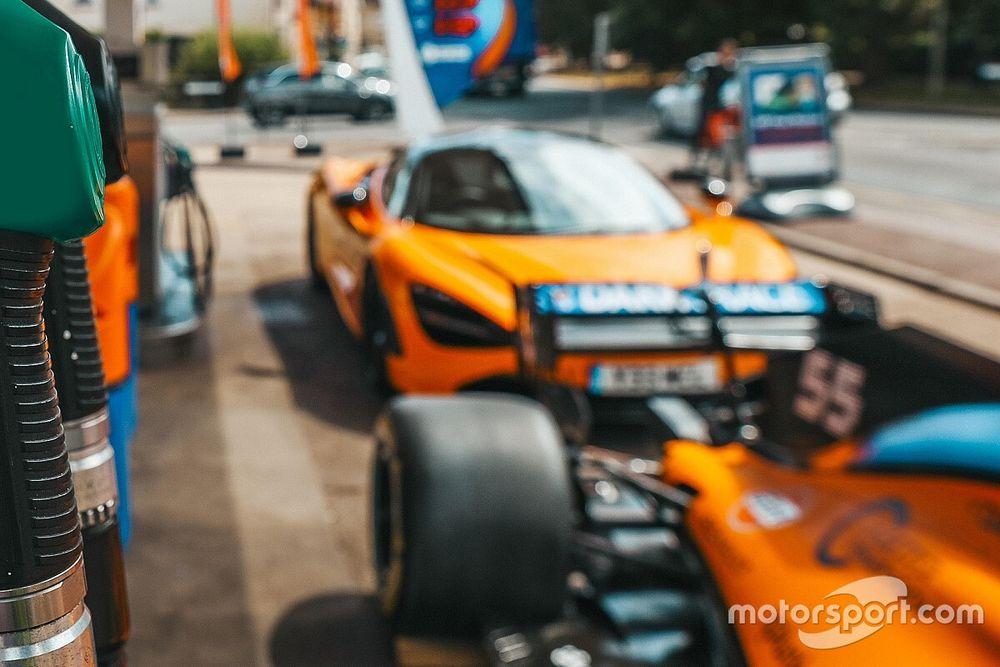 McLaren нацелилась вернуть в Ф1 культового спонсора