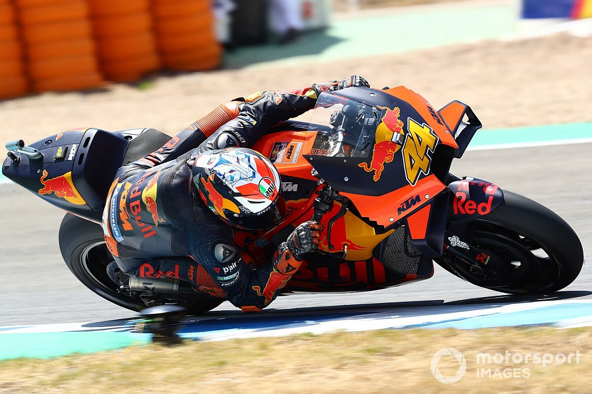 "Espargaro can fight for ""something great"" on KTM"