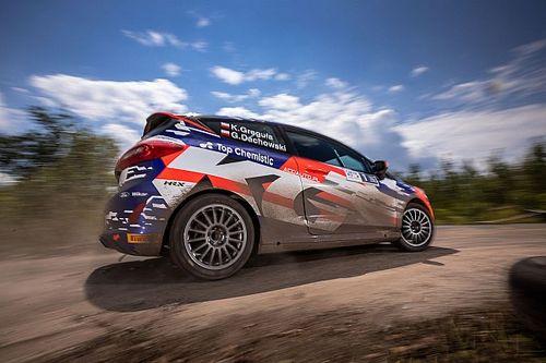 Debiut Greguły w Fieście Rally 4