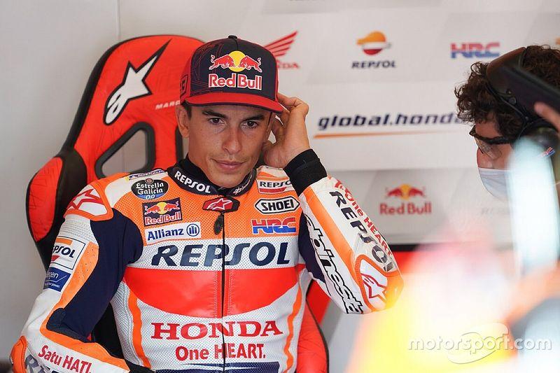 MotoGP: Márquez está fora do GP da Áustria por reabilitação; Bradl segue na Honda