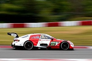 Rast leads Glock as Nurburgring DTM test ends
