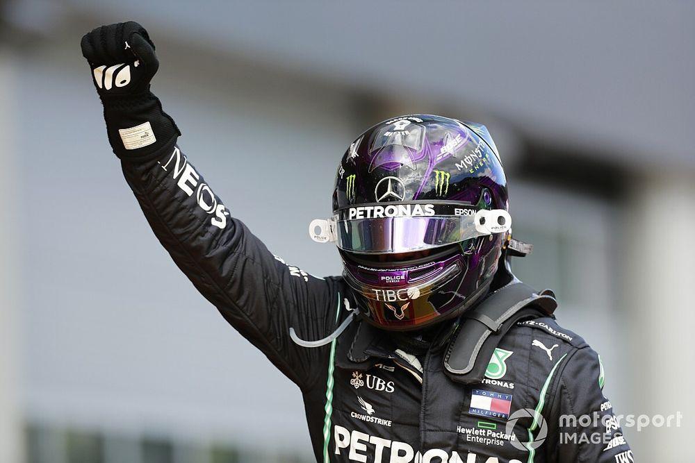 斯蒂利亚大奖赛:汉密尔顿轻松获得赛季首胜,法拉利再遭噩梦
